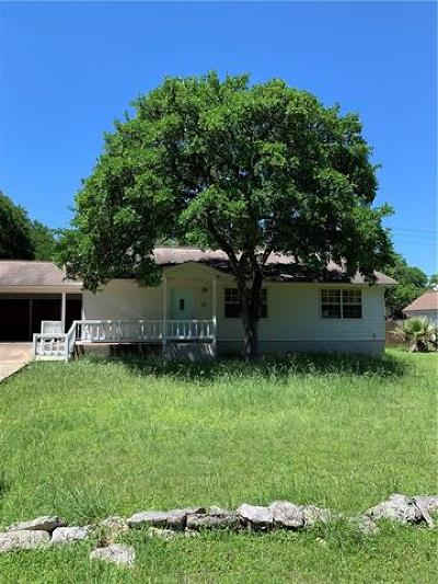 Wimberley Single Family Home Pending - Taking Backups: 10 El Conejo Trl