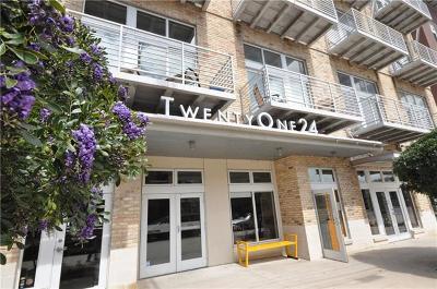 Austin Condo/Townhouse For Sale: 2124 E 6th St #402