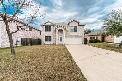 Austin Single Family Home For Sale: 12711 Descartes Cv
