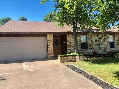 Bastrop Single Family Home For Sale: 108 Lei Ct