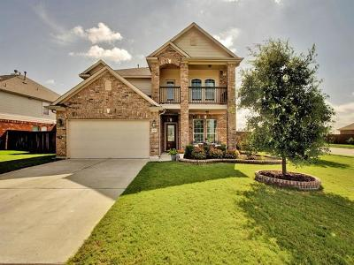 Pflugerville Single Family Home For Sale: 3928 Brean Down