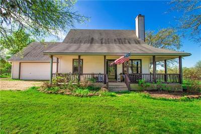 Cedar Creek Single Family Home Pending - Taking Backups: 465 Thousand Oaks Dr