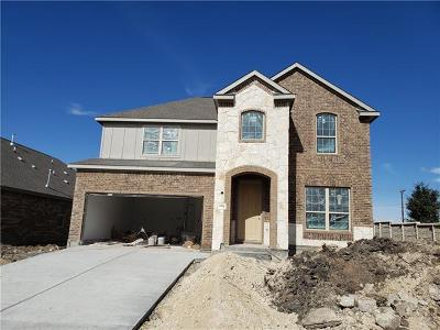 Pflugerville Single Family Home For Sale: 3932 Rhythmic Dr