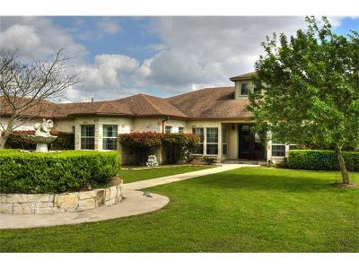 San Marcos Single Family Home For Sale: 300 Blanco River Ranch Rd
