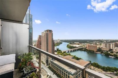 Condo/Townhouse For Sale: 210 Lavaca St #2602