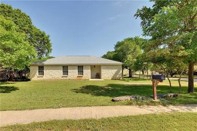 Wimberley Single Family Home Pending - Taking Backups: 22 Deer Ridge Rd