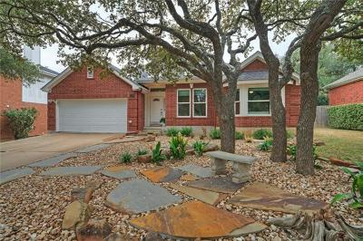 Hays County, Travis County, Williamson County Single Family Home Pending - Taking Backups: 6023 Roxbury Ln