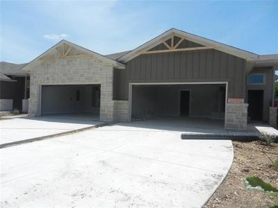 New Braunfels Multi Family Home Pending: 2208 & 2210 Avery Vlg