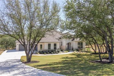 Liberty Hill Single Family Home For Sale: 513 Houston Loop