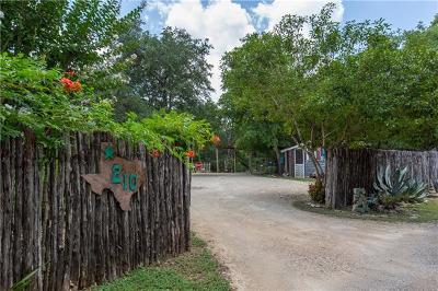 Wimberley Single Family Home For Sale: 210 Wilson Creek Cir