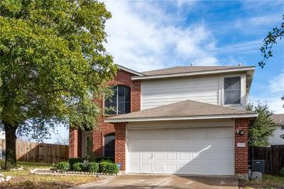 Pflugerville Single Family Home Pending - Taking Backups: 15604 Valeries Cv