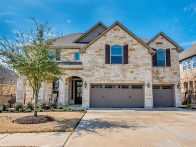 Round Rock Single Family Home Pending - Taking Backups: 4492 Miraval Loop