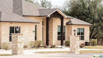 Salado Single Family Home For Sale: 1006 Deer Xing