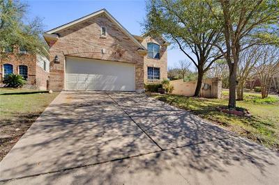 Austin Single Family Home For Sale: 4201 Canyon Glen Cir