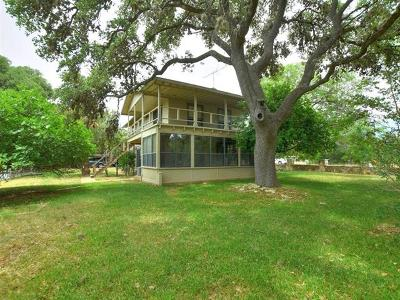 Canyon Lake Single Family Home Pending - Taking Backups: 2454 Lakeshore Dr