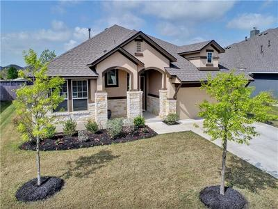 Pflugerville Single Family Home Pending - Taking Backups: 18008 Monarch Butterfly Way