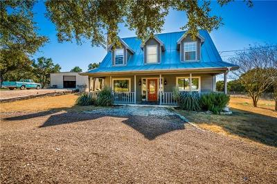 Wimberley Single Family Home Pending - Taking Backups: 120 Valley Verde Ct
