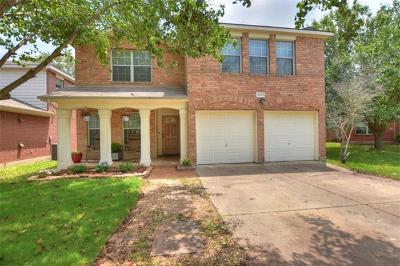 Cedar Park Single Family Home For Sale: 1602 Kendall Ct