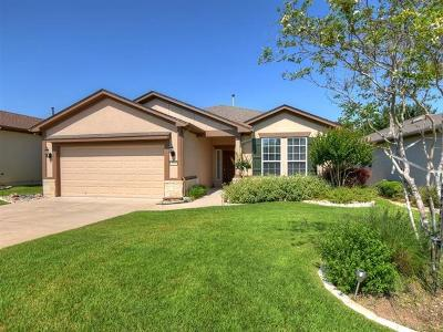 Georgetown TX Single Family Home Pending - Taking Backups: $315,000