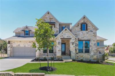 Georgetown Single Family Home For Sale: 1017 Legacy Xing