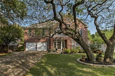 Travis County Single Family Home Pending - Taking Backups: 12901 Tapadero Dr