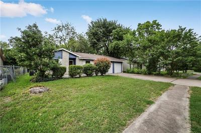 Austin Single Family Home For Sale: 2205 Dovehill Dr