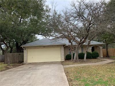 Cedar Park Rental For Rent: 1500 Bald Cypress Cv