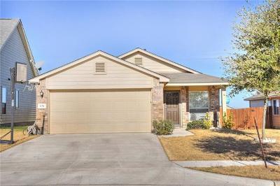 San Marcos Single Family Home Pending - Taking Backups: 131 Wild Plum