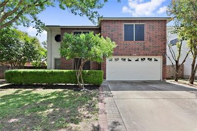 Austin Single Family Home For Sale: 7641 Marble Ridge Dr
