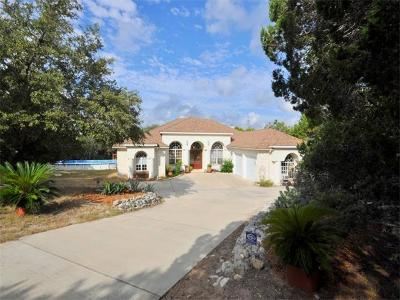 Travis County Single Family Home For Sale: 3500 Lohmans Ford Rd #25