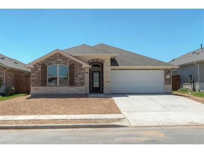 Liberty Hill Single Family Home For Sale: 708 Inspiration Dr