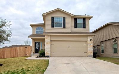 New Braunfels Single Family Home Pending: 938 Darion St