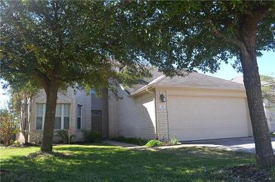 Leander Single Family Home For Sale: 311 King Elder Ln