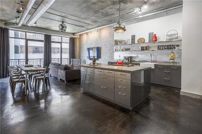 Austin Condo/Townhouse For Sale: 311 W 5th St #807