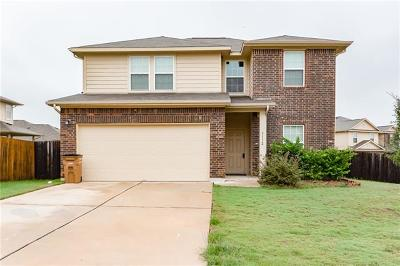 Pflugerville TX Single Family Home For Sale: $265,000