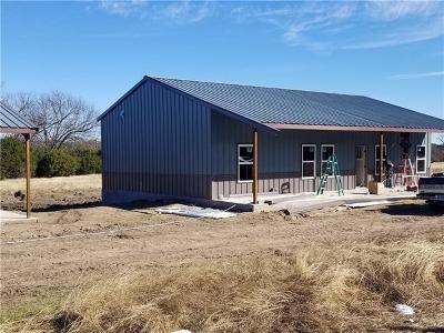 Bertram TX Single Family Home For Sale: $323,800