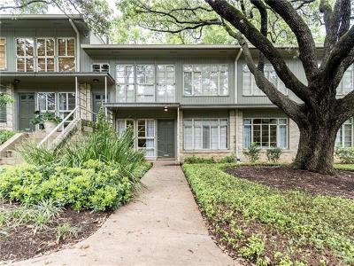 Austin Condo/Townhouse Pending - Taking Backups: 3406 Enfield Rd #A