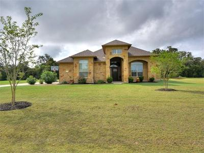 Bastrop Single Family Home For Sale: 317 Chisholm Trl
