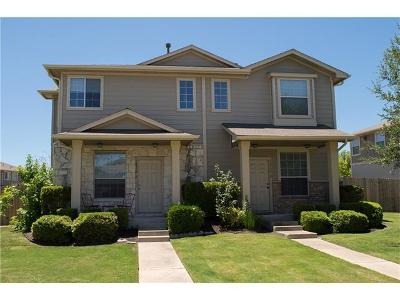 Pflugerville Condo/Townhouse Pending - Taking Backups: 14520 Harris Ridge Blvd #A