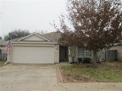 Georgetown Single Family Home Pending: 413 Katy Xing