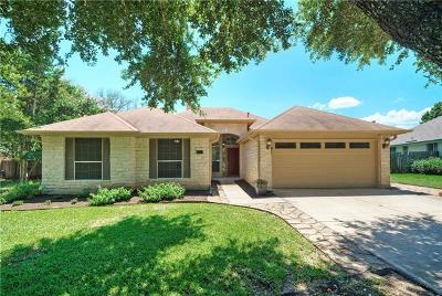Austin Single Family Home For Sale: 9410 Lightwood Cv