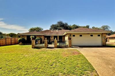 Hays County, Travis County, Williamson County Single Family Home Pending - Taking Backups: 2102 Baltusrol Dr