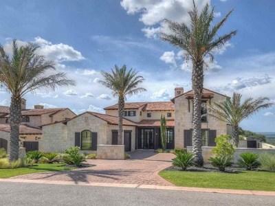 Horseshoe Bay Single Family Home For Sale: 316 Nattie Woods Ave