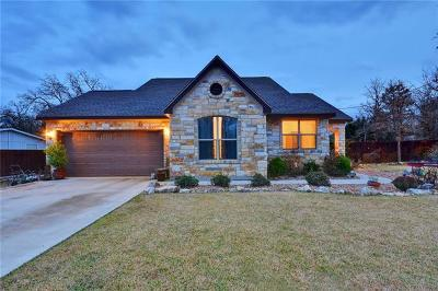 Bastrop Single Family Home Pending - Taking Backups: 175 Blanket Flower Dr