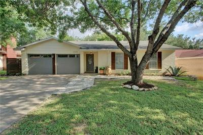 Hays County, Travis County, Williamson County Single Family Home Pending - Taking Backups: 2908 Bushnell Dr