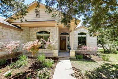 Dripping Springs Single Family Home Pending - Taking Backups: 17711 Linkhill Dr