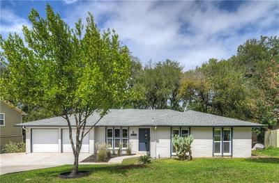 Travis County Single Family Home For Sale: 7204 Meadowood Dr