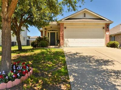 Leander Single Family Home Pending - Taking Backups: 1416 Molson Lake Dr