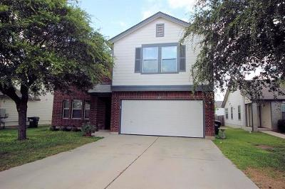 San Marcos Single Family Home For Sale: 211 Valero Dr