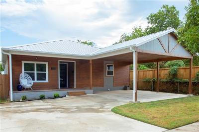 Bastrop TX Single Family Home For Sale: $320,000